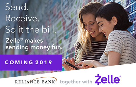 zelle coming soon ad